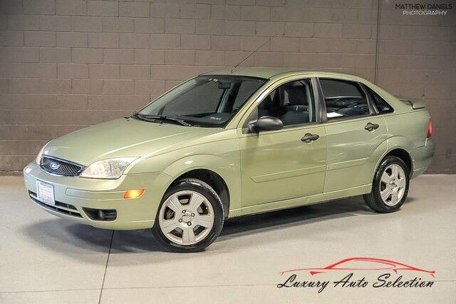 2007_Ford_Focus SES_4dr Sedan_ Chicago IL