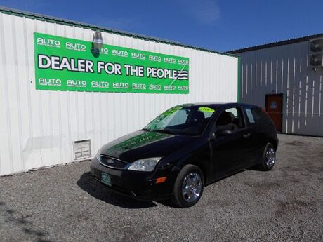 2007 Ford Focus ZX3 SE Spokane Valley WA