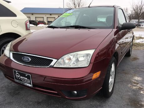 2007 Ford Focus ZX3 SE Springfield IL
