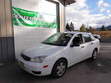 2007_Ford_Focus_ZX4 SE_ Spokane Valley WA