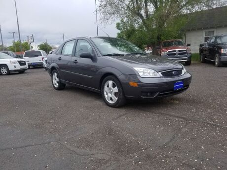 2007 Ford Focus ZX4 SES Twin Falls ID