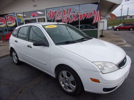 2007 Ford Focus ZX5 SES Middletown OH