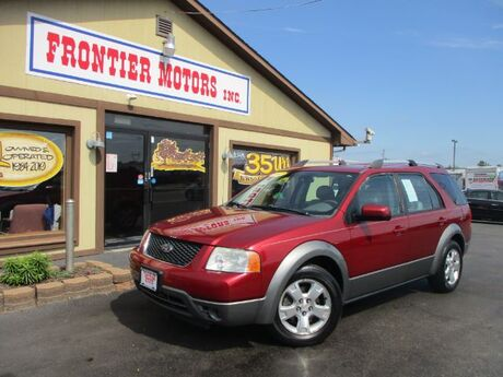 2007 Ford Freestyle SEL AWD Middletown OH