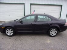 2007_Ford_Fusion_S_ Middletown OH