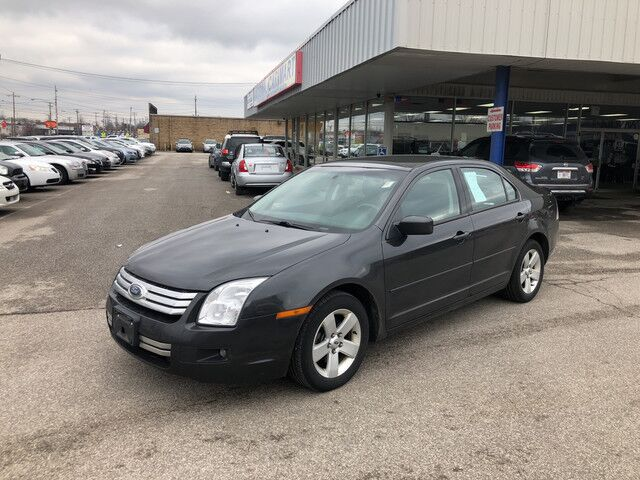 Ford Fusion SE Cleveland OH - 2007 fusion