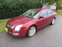 2007_Ford_Fusion_SEL_ Norfolk VA