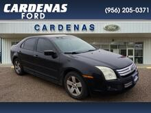 2007_Ford_Fusion_V6 SE_ Brownsville TX
