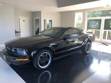 2007_Ford_Mustang_Deluxe_ Manchester MD