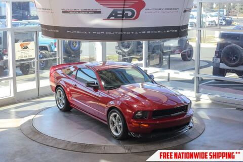 2007_Ford_Mustang_GT Premium Coupe_ Chantilly VA
