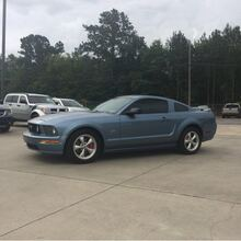 2007_Ford_Mustang_GT Premium Coupe_ Hattiesburg MS