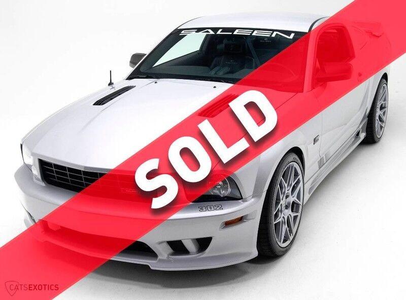 2007 Ford Mustang Saleen S281 SC Seattle WA