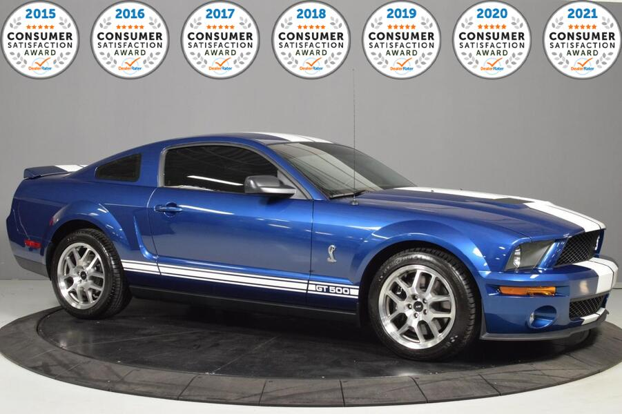 2007_Ford_Mustang_Shelby GT500_ Glendale Heights IL