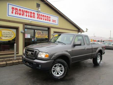 2007 Ford Ranger Sport SuperCab 4 Door 4WD Middletown OH