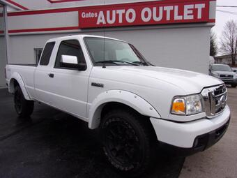 2007_Ford_Ranger_XLT_ Richmond KY