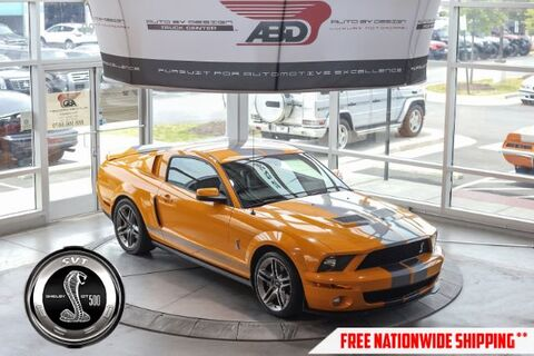 2007_Ford_Shelby GT500_Coupe_ Chantilly VA