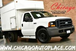 2007_Ford_Super Duty F-350 DRW_10Ft Box TRUCK - 5.4L TRITON V8 ENGINE WORK READY GRAY INTERIOR_ Bensenville IL