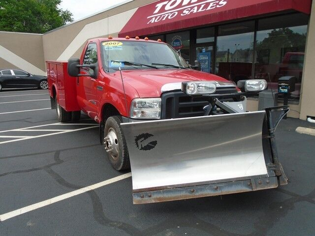 2007 Ford Super Duty F-350 DRW XL Schenectady NY