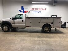 2007_Ford_Super Duty F-450 DRW_F450 DRW Stahl Utility Bed 6.0 Diesel Regular Cab Work Bench_ Mansfield TX