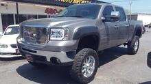 2007_GMC_SIERRA_2500HD SLT 6.6L TURBO DIESEL CREWCAB 4X4, CARFAX CERTIFIED, LIFTED,  PREMIUM 20