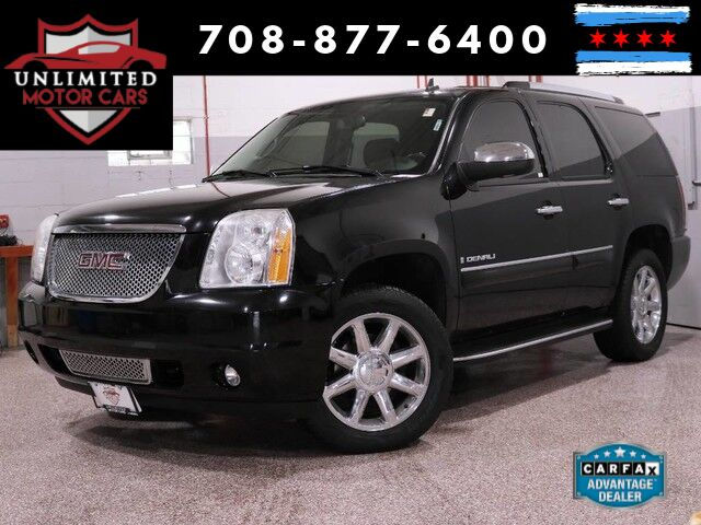 2007 GMC Yukon Denali AWD Bridgeview IL