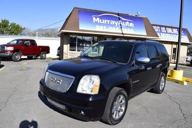 GMC Yukon Denali luxury 2007