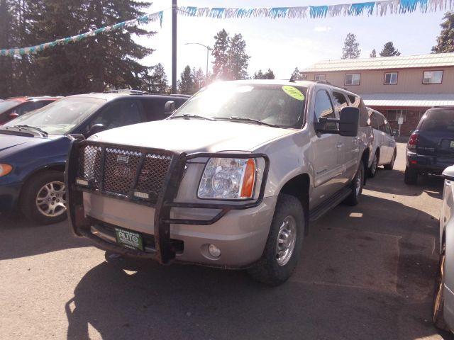 2007 GMC Yukon XL SLE-2 3/4 Ton 4WD Spokane Valley WA