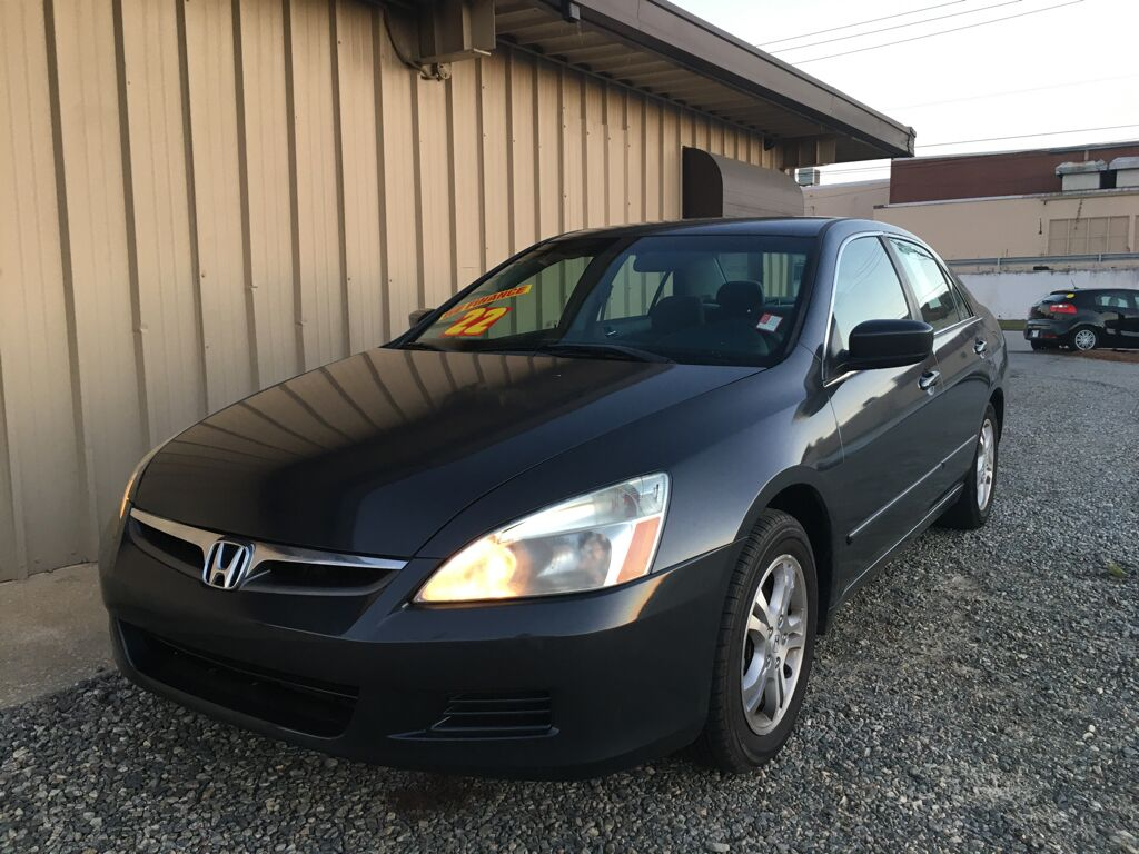 2007_HONDA_ACCORD__ Albany GA