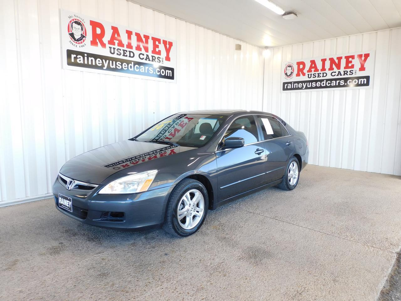 2007 HONDA ACCORD Albany GA