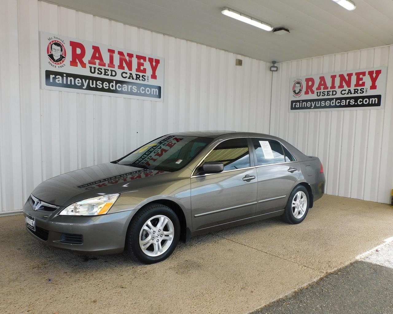 2007 HONDA ACCORD Tifton GA