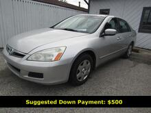 2007_HONDA_ACCORD LX__ Bay City MI