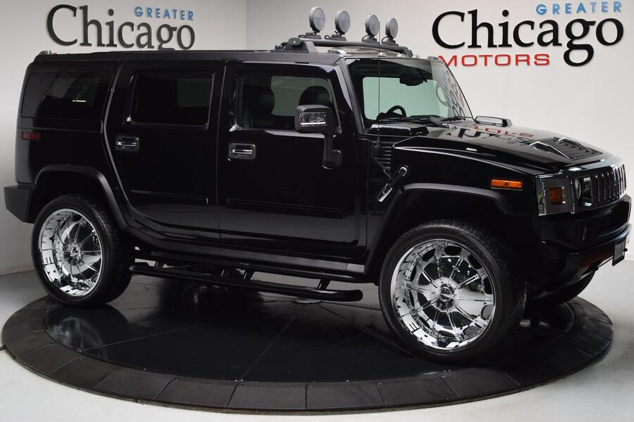 2007_HUMMER_H2_SUV_ Chicago IL