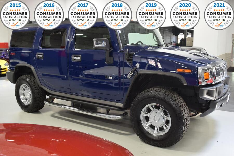 2007_HUMMER_H2_SUV_ Glendale Heights IL