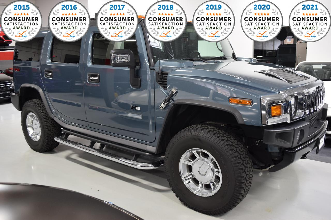 2007 HUMMER H2 SUV Glendale Heights IL