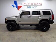 HUMMER H3 4WD Lifted JVC Touchscreen Lift Rockstar Rims Toyo Tires 2007