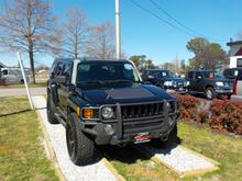 2007_HUMMER_H3_4X4, WARRANTY, SUNROOF, ONSTAR, RUNNING BOARDS, BLUETOOTH, SIRIUS RADIO,KEYLESS ENTRY, ONSTAR, A/C!_ Norfolk VA