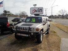 2007_HUMMER_H3_LUXURY 4X4, BUY BACK GUARANTEE AND WARRANTY, DVD, BLUETOOTH, ONSTAR, SUNROOF, ONLY 71K MILES!_ Virginia Beach VA