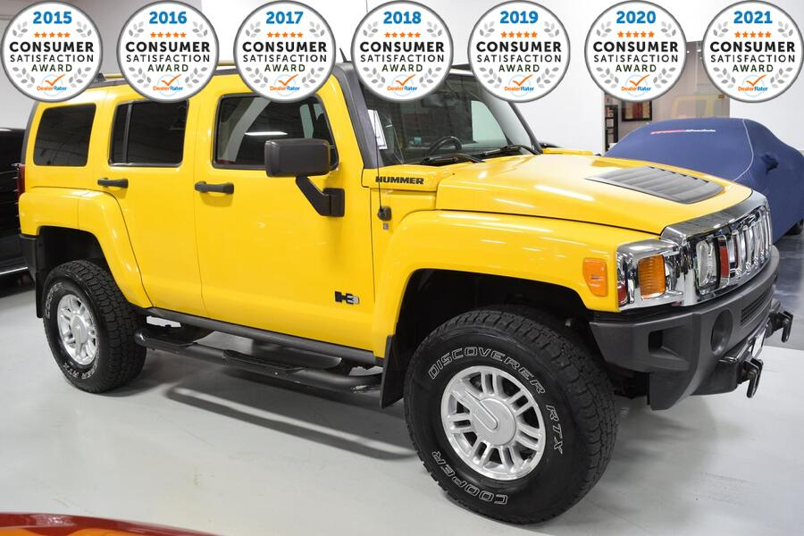 2007_HUMMER_H3_SUV_ Glendale Heights IL