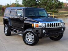 HUMMER H3 SUV Navi Heated Leather Sunroof Chromes 2007