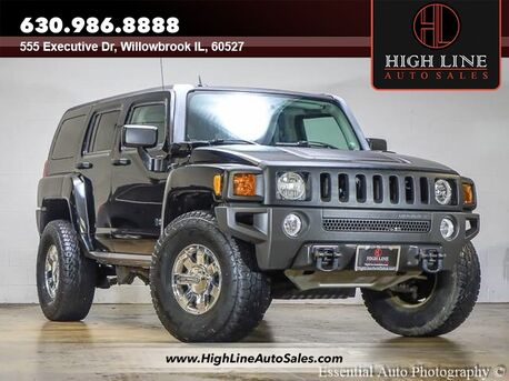 2007_HUMMER_H3_SUV_ Willowbrook IL