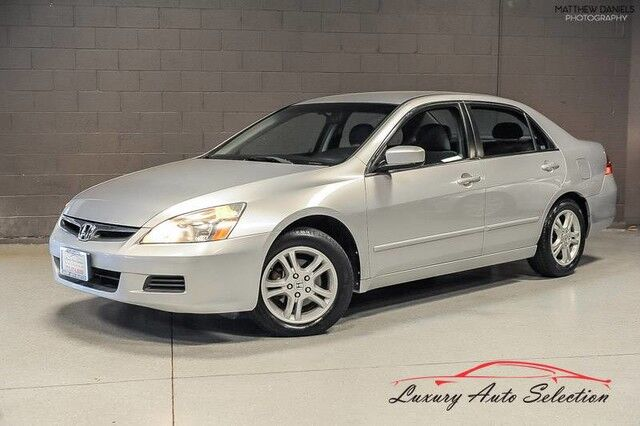 2007_Honda_Accord LX_4dr Sedan_ Chicago IL