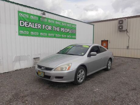 2007 Honda Accord LX Coupe AT Spokane Valley WA