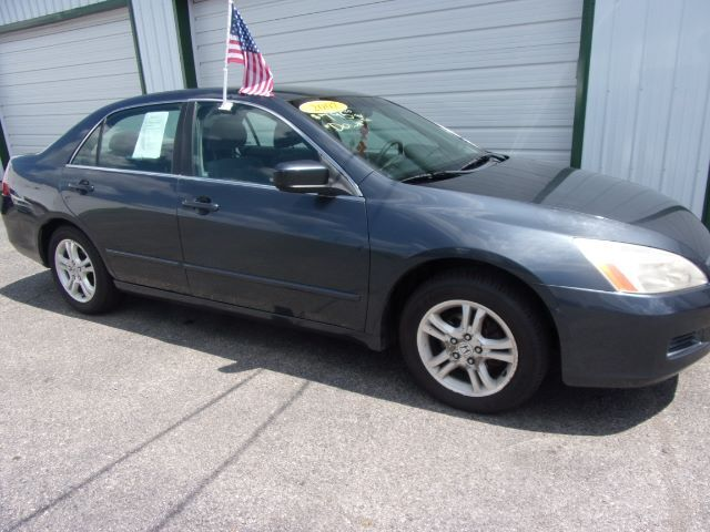 2007 Honda Accord Lx >> 2007 Honda Accord Lx Se Sedan At