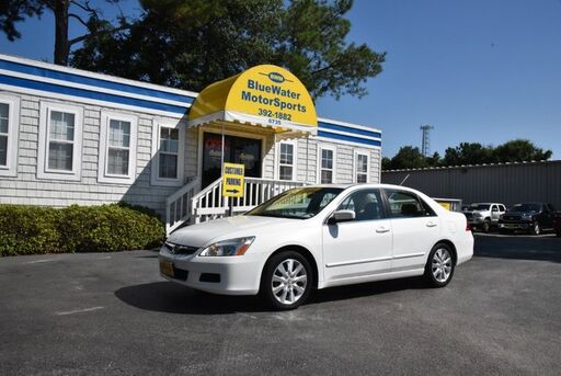 2007_Honda_Accord Sdn_EX-L_ Wilmington NC