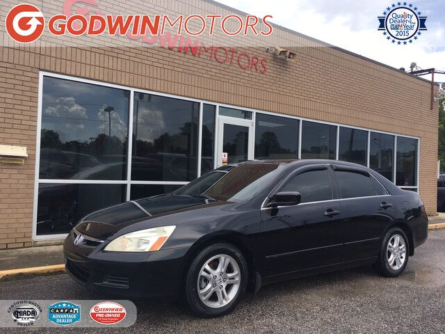 2007 Honda Accord Sdn LX SE Columbia SC