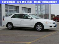 2007 Honda Accord Sdn LX Green Bay WI