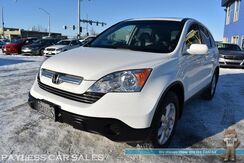 2007_Honda_CR-V_EX-L / AWD / Heated Leather Seats / Sunroof / Cruise Control / Power Mirrors Windows & Locks / Aux Jack / Aluminum Wheels / 28 MPG_ Anchorage AK