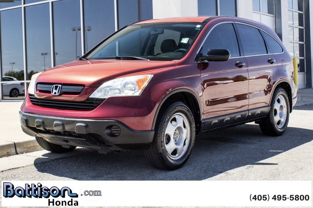 2007 Honda CR-V LX Oklahoma City OK