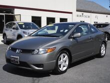 2007_Honda_Civic Coupe_LX_ Wallingford CT