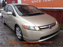 2007_Honda_Civic_LX Sedan AT_ Spokane WA
