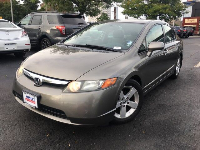 2007 Honda Civic Sdn EX Worcester MA ...